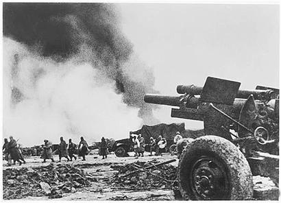 炮打长春:解放战争死亡百姓最多的城市