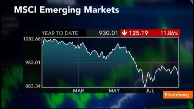 新兴市场危机四伏,谁主沉浮?