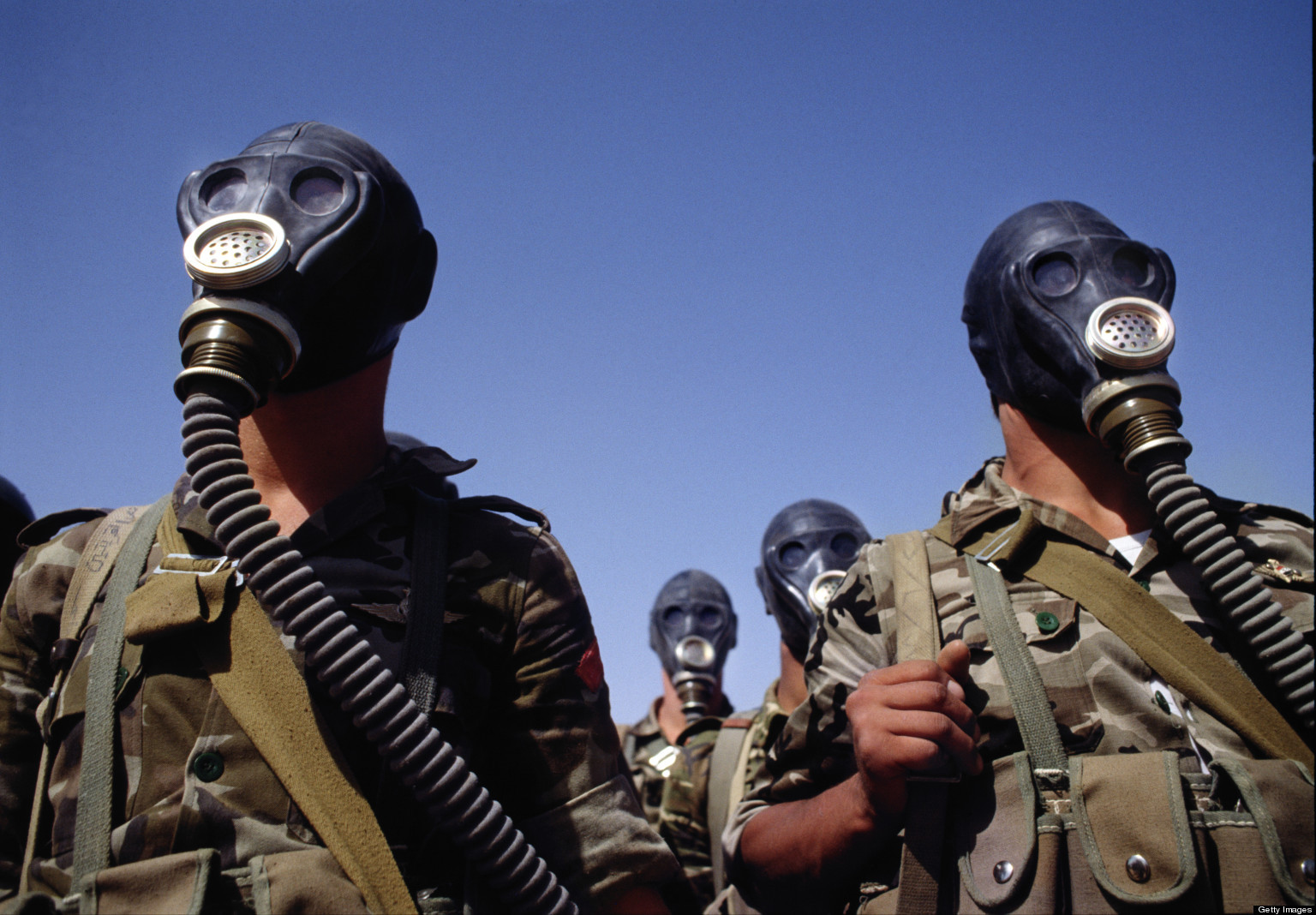 叙利亚化武疑云背后的潘多拉盒子
