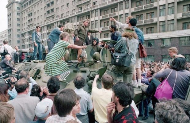 我看苏联解体
