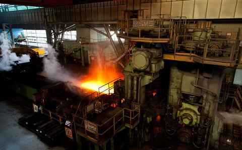 中国钢厂废址污染缺乏治理