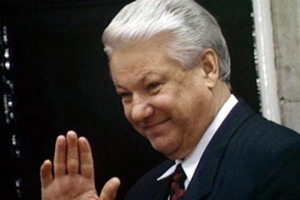叶利钦竞选连任的故事