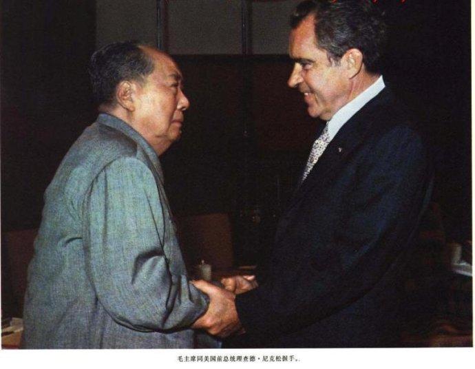 毛泽东最后岁月照片令人震惊