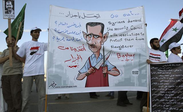 为什么奥巴马在叙利亚服软?