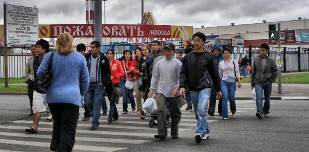 俄远东地区华人人口-中俄的远东心结
