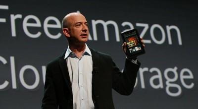 亚马逊投资瞄向科技博客,看贝索斯的圈地野心!