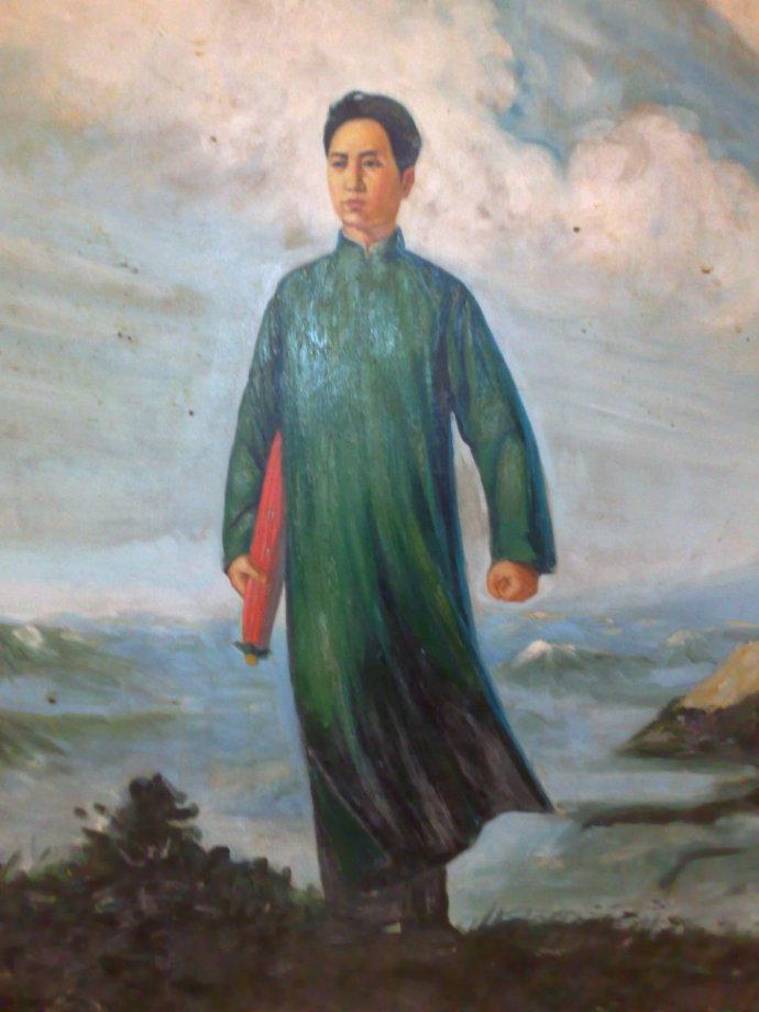 毛泽东受哪三本书深刻影响?