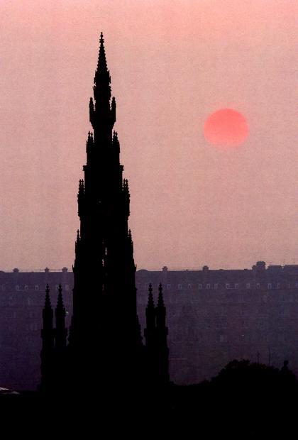 「図鑑」爱丁堡 永恒的黄昏