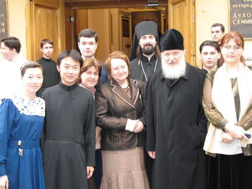 普京让华人皈依东正教