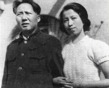 毛泽东为什么选择江青?
