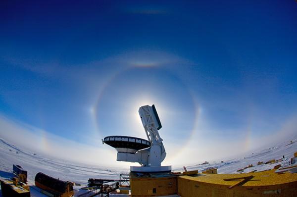 去南极点见证宇宙创生的那一瞬间