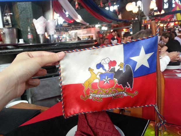舌尖上的智利
