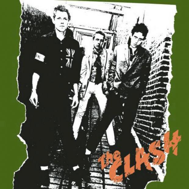 『音乐cafe』the Clash – 最纯粹的朋克唱片