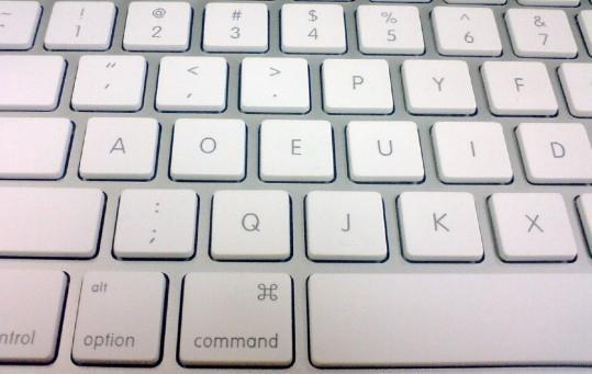 键盘的故事