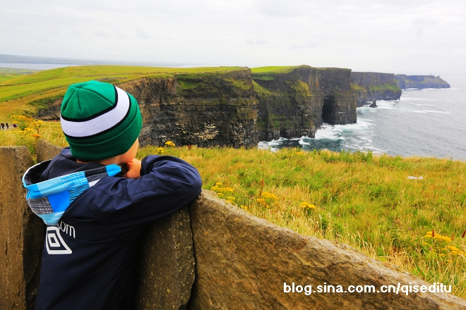 【爱尔兰】都柏林往南,芳草萋萋到天涯