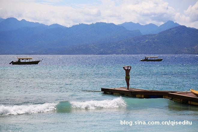 【印度尼西亚】龙目岛,宁静天涯