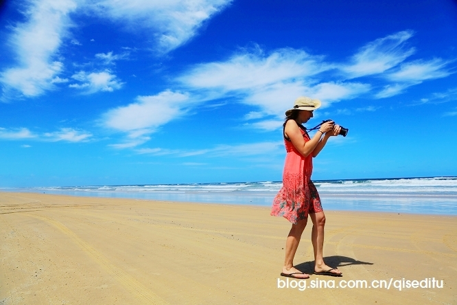 【澳大利亚】弗雷泽岛,寂寞沙洲暖