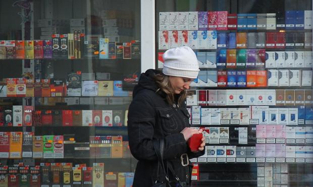 烟草在俄国