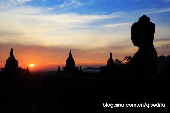 【印度尼西亚】日出日落,日惹三段