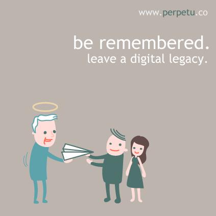想过如何处理你的网络遗产吗?香港Perpetu专门做这个!