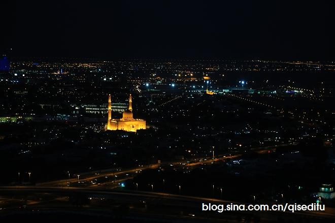 【迪拜】找个角落看风景