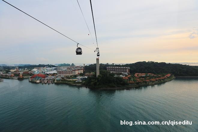 【新加坡】圣淘沙,乐在其中
