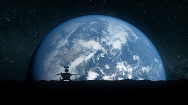 月球车玉兔:我也遇到了一点问题
