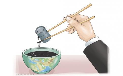 中国在中东外交事务中的角色