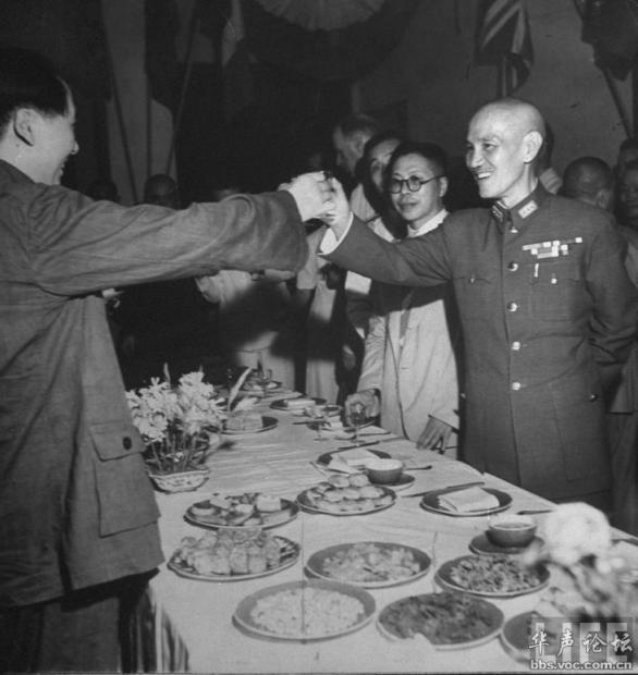 [图](红色文献)陈伯达、晋察冀《宪政问题参考资料》