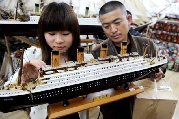 中国版泰坦尼克——不会沉也开不动