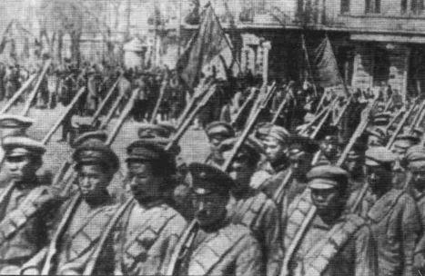 俄国华人军团揭秘