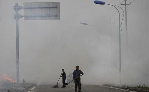 北京通过立法防治大气污染