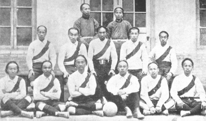 听爷爷讲清末北京足球的故事