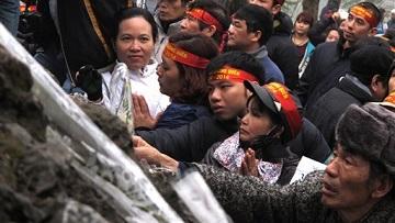 【旁观日记】中越战争35周年 河内街头现反华抗议