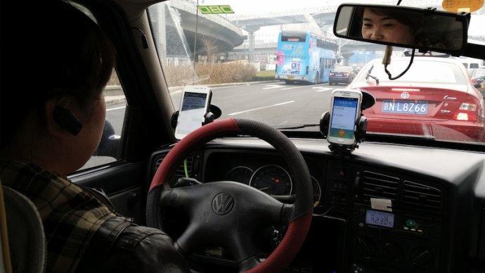 嘀嘀快的微信支付宝打群架,司机乘客乐开花