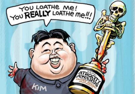 各国领导人漫画形象