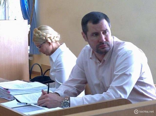 季莫申科当年是如何入狱的?
