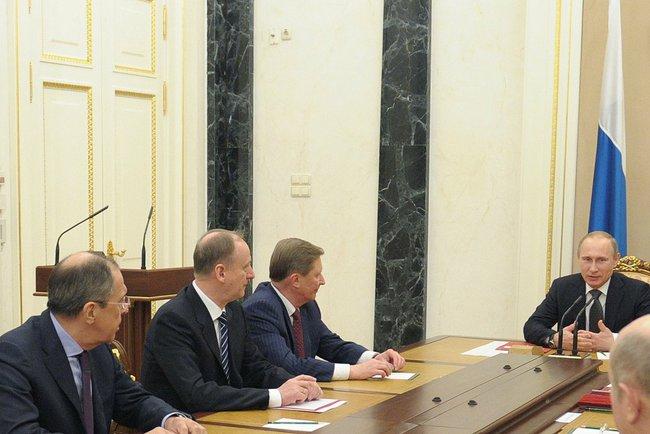 普京为何对乌克兰引而不发