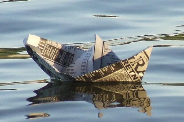 纸媒消失以后,信息如何传递?