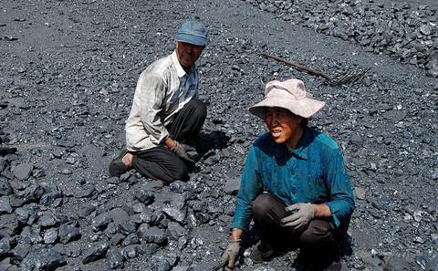 中国未来十年难大幅减少煤炭使用