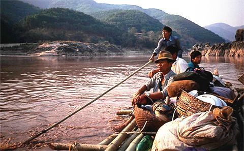 忠实的中国江河记录
