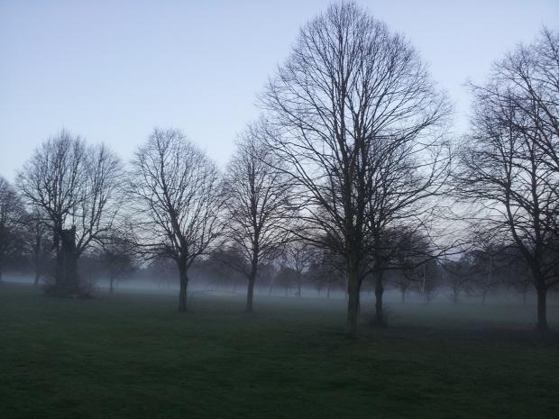 伦敦的公共高尔夫球场