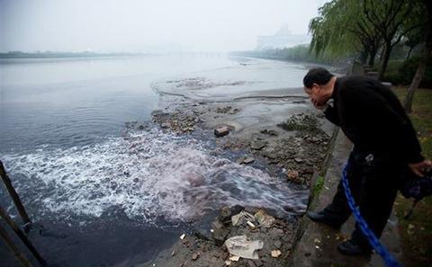 中国将出台万亿级水污染防治行动计划
