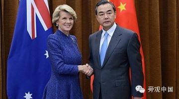【旁观日记】澳外交官:我们在中国受到史无前例的无礼对待