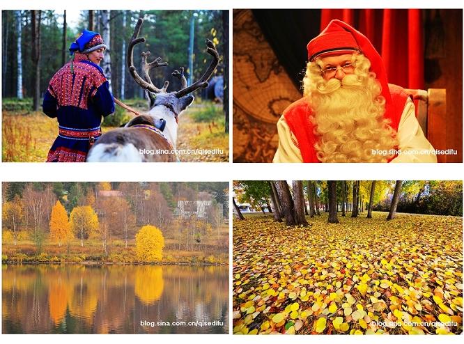 【芬兰】罗凡涅米,北极圈上的秋天