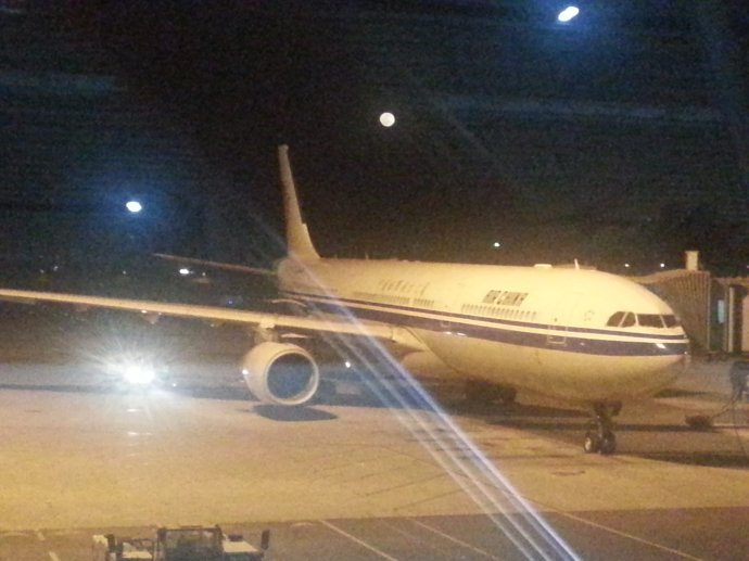中国缺少民用飞机的知识普及