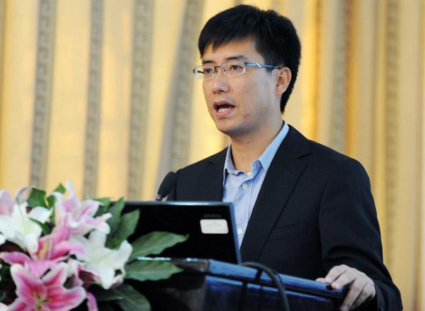 阿里小微胡晓明:用大数据保护隐私