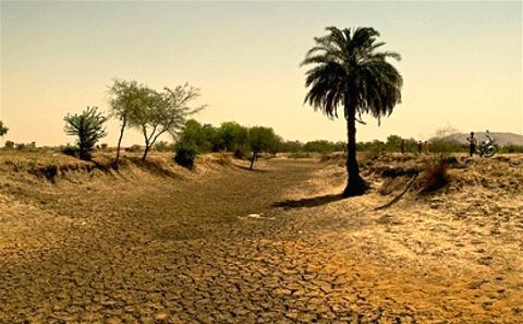 气候变化恐加剧中国的环境危机