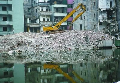 中国城中村改造的典型:冼村拆迁回顾(提纲)