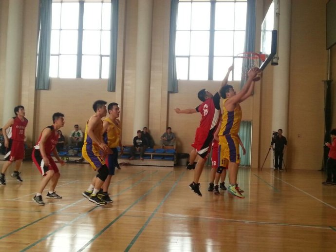 北京市民如此热爱打篮球